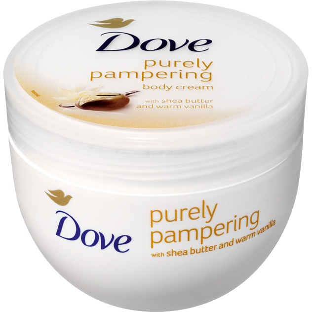 Dove Sheabutter - 300 ml - Bodycrème