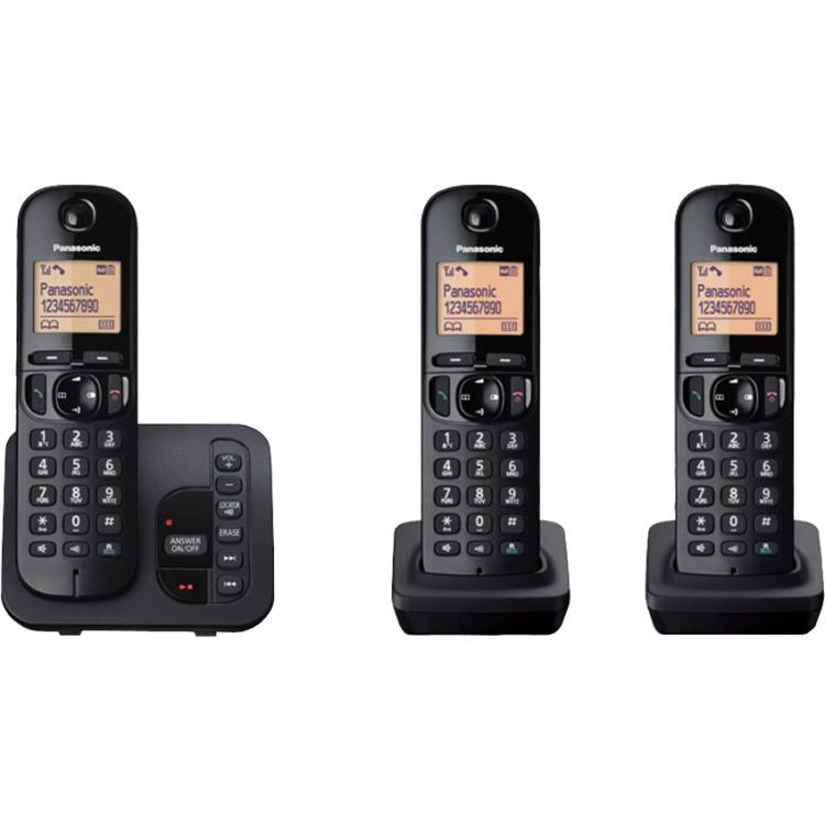 KX-TGC213NLB DECT Telefoon