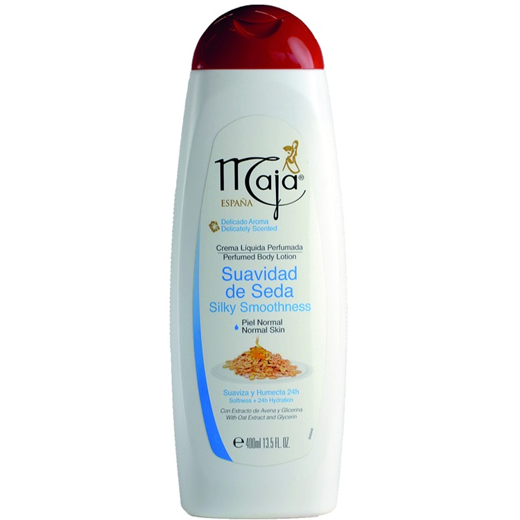Image of Bodylotion Silky Smoothness, 400 Ml