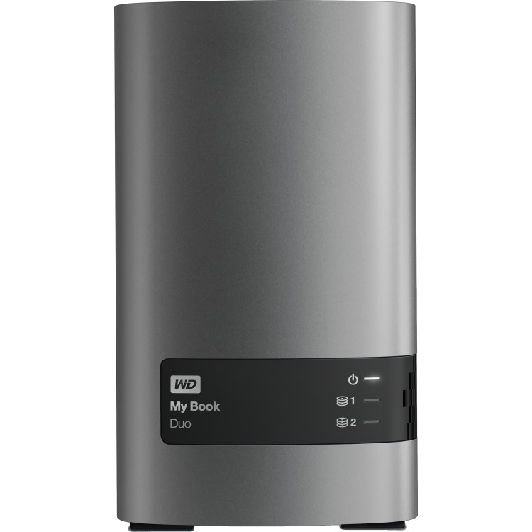 WD My Book Duo 8 TB
