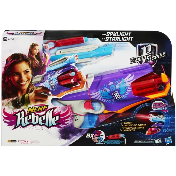 Nerf Rebelle Starlight