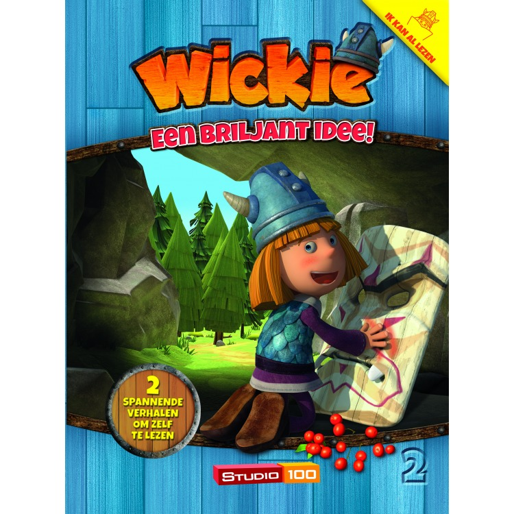 Boek Wickie: de ontdekking -