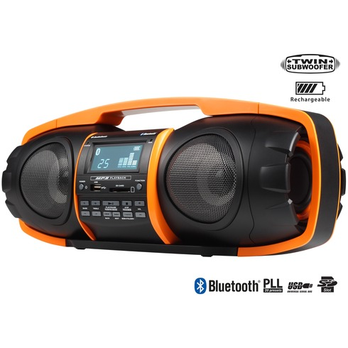 Image of AudioSonic Beatblaster