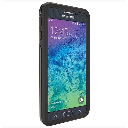 OtterBox Symmetry Case Samsung Galaxy Alpha Zwart