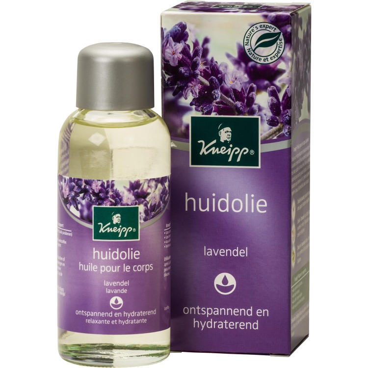 Image of Huidolie Lavendel, 100 Ml