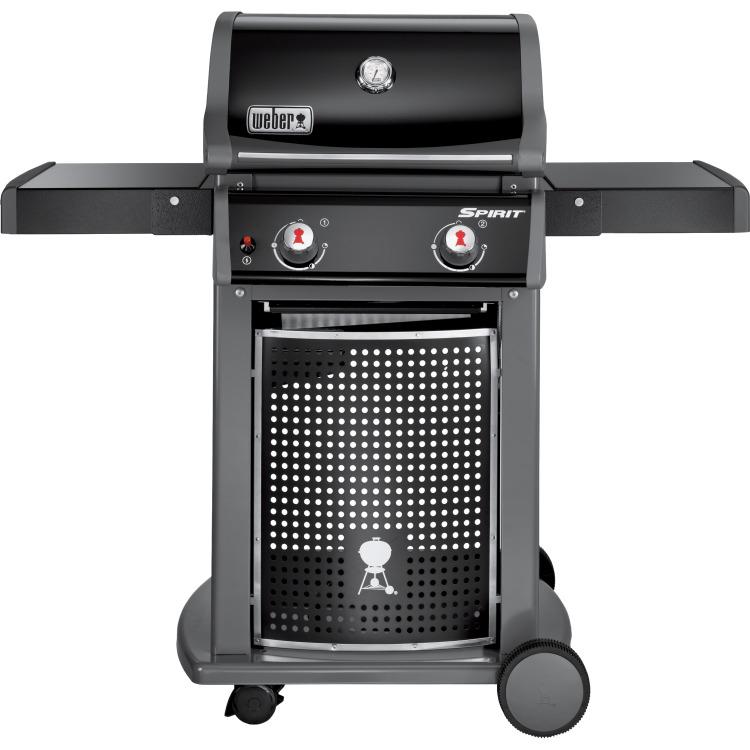 Spirit E-210 Classic Black Gasbarbecue