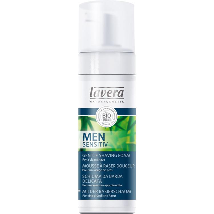 Image of Men Sensitiv Gentle Shaving Foam, 150 Ml