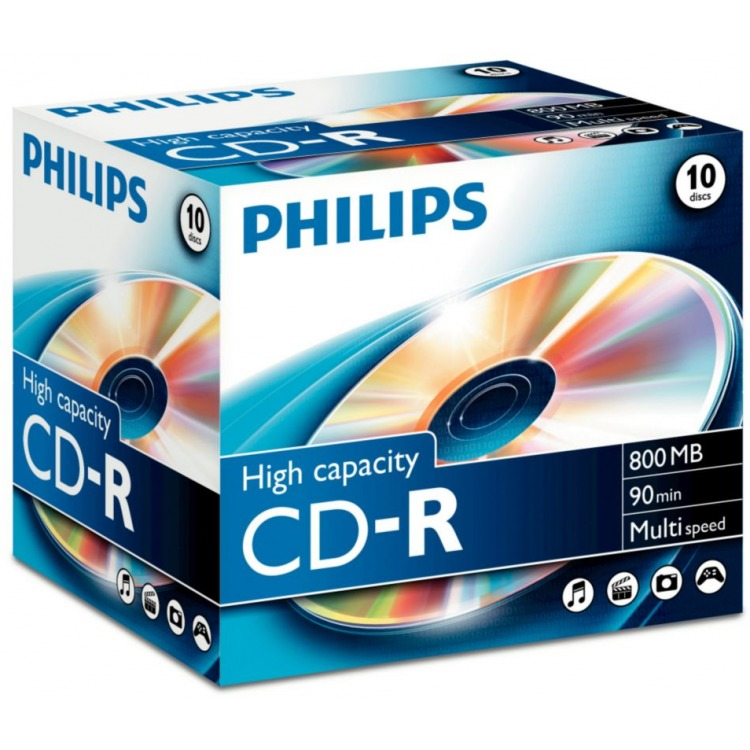 Image of CD-Medien - Philips
