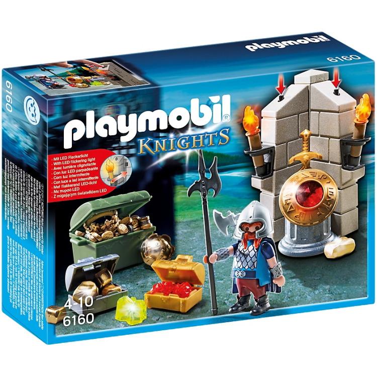 Playmobil Bewaker van de koningsschat 6160