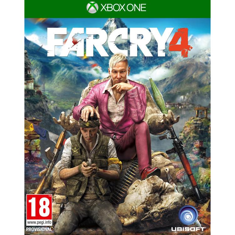 Far Cry 4 Xbox One