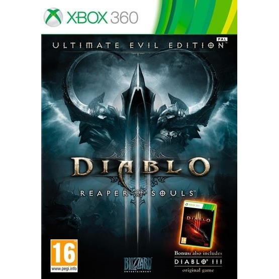 Xbox 360 Diablo 3: Reaper of Souls Ultimate Evil Edition
