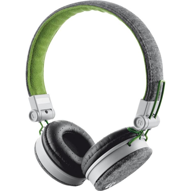 Fyber headphones grey-green