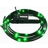Sleeved groen LED Kit, 2 meter