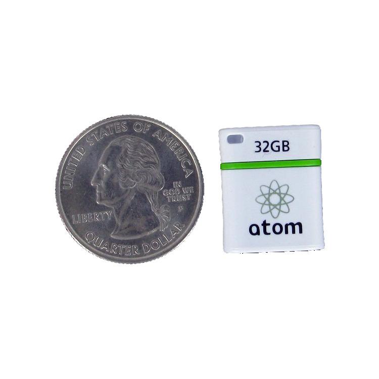 Usb 32gb 21,5/155 Atom U3 Msk