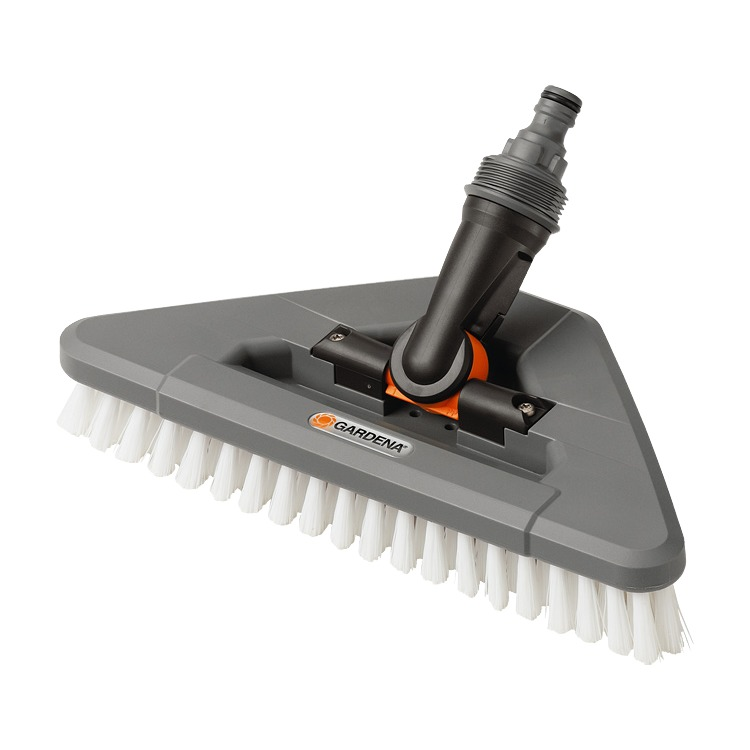 Gardena Cleansystem Zwenkschrobber