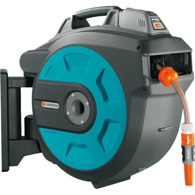 Wandslangenbox 35 roll-up automatic Li-Ion (8025)