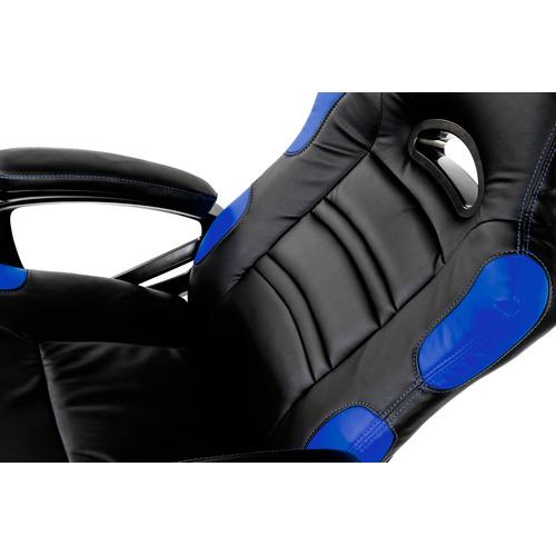 Arozzi Enzo Racestoel - Blauw (PS3 + PS4 + Xbox360 + XboxOne + PC + Wii U)