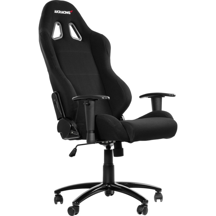 AK Racing AKRACING, Gaming Chair (Zwart-Zwart) (AK-K7012-BB)