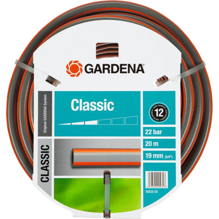 Tuinslang Gardena 18022-20 3/4 inch 20 m Grijs, Oranje