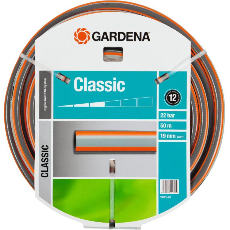 gardena classic slang 34 19 mm 20 m gardena in de. Black Bedroom Furniture Sets. Home Design Ideas