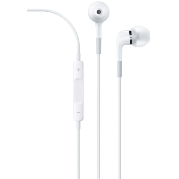 Image of Apple In-Ear Headphones with Remote and Mic