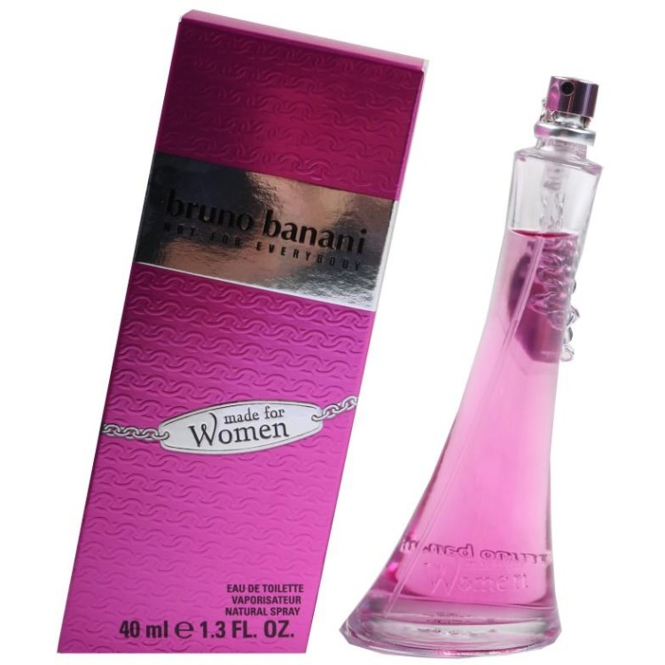 Image of Made For Women Eau De Toilette, 40 Ml