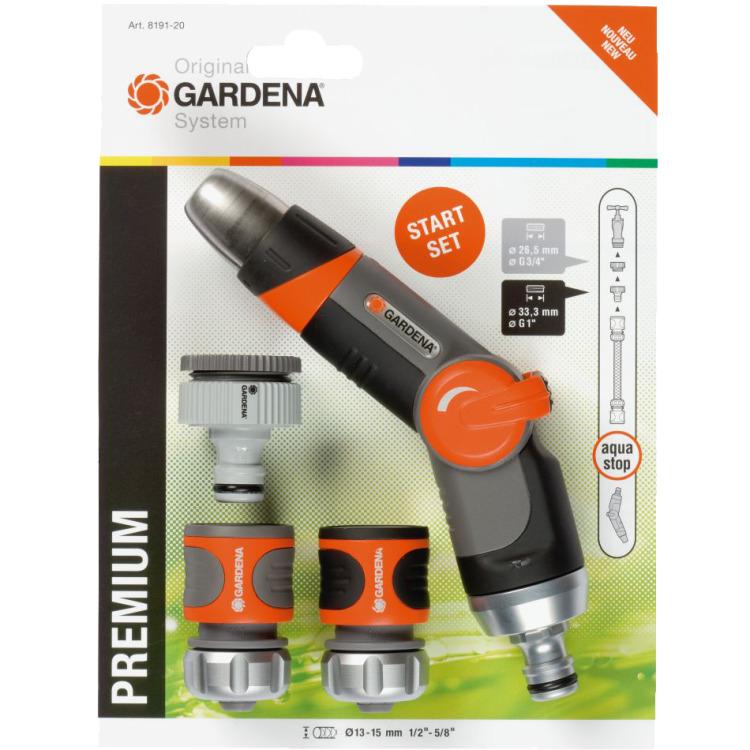 Gardena Premium System startset