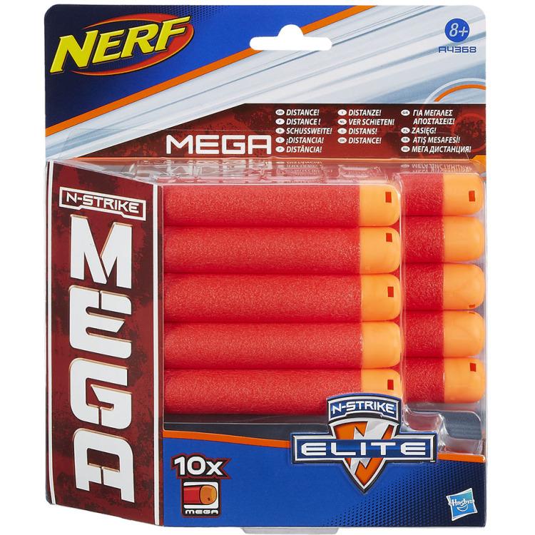 Nerf N-Strike Elite MEGA Refills (10st)
