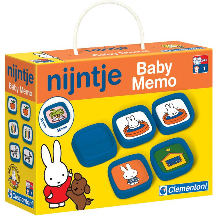Image of Baby Memo Nijntje