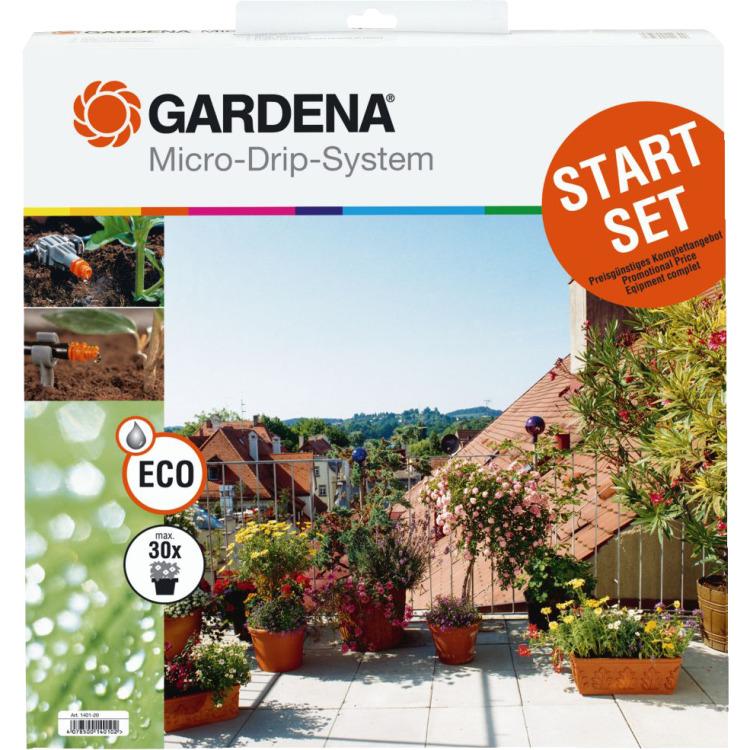 Gardena Terras-set