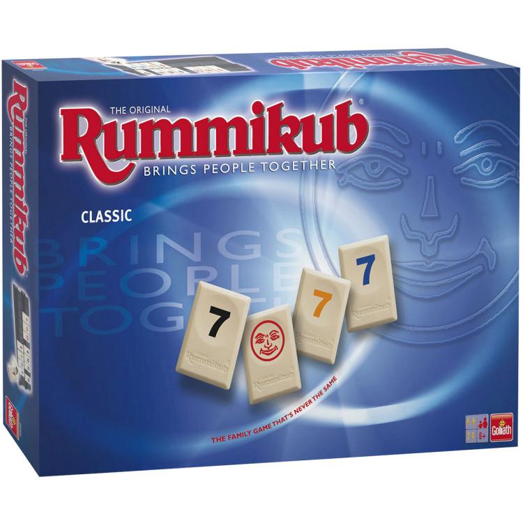 Goliath Rummikub The Original Classic -