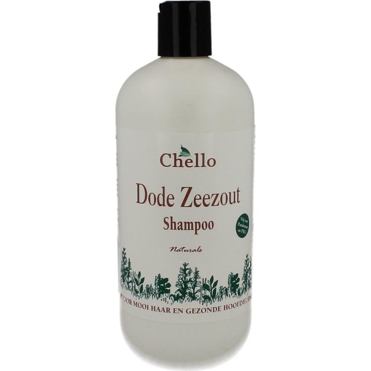 Image of Dode Zeezout Shampoo, 500 Ml