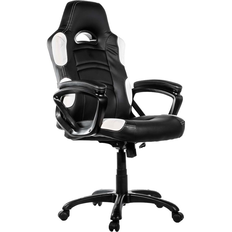 Ergonomically Correct Chair enzo gaming chair white arozzi € 170 00 enzo gaming chair white enzo ...
