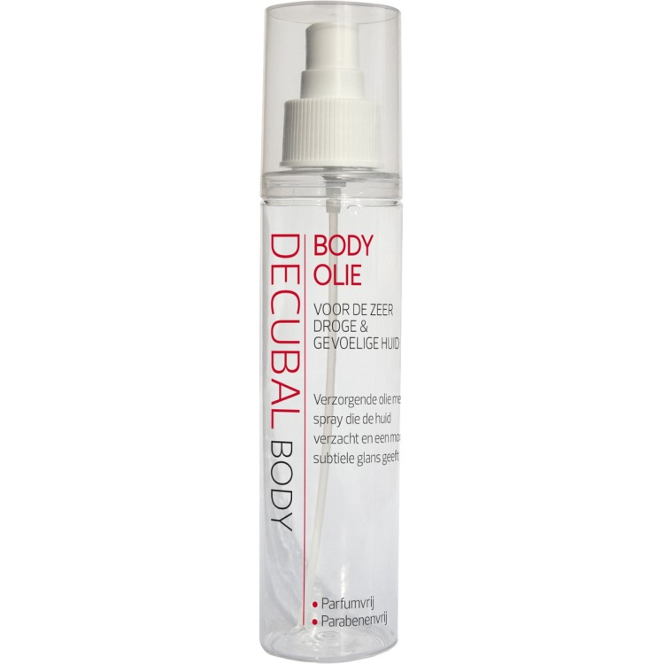 Decubal  - 150 ml - Bodyolie