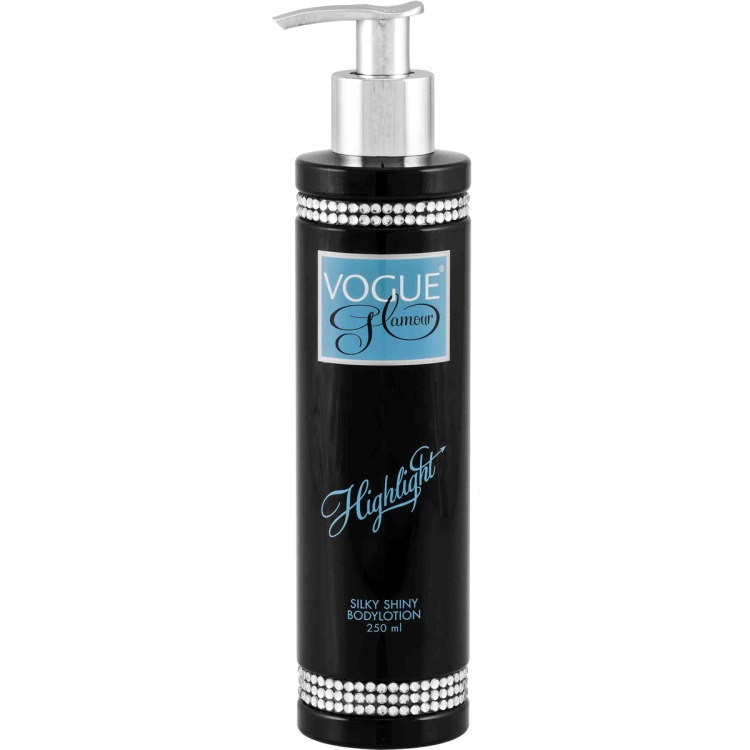 Image of Glamour Highlight Body Lotion, 250 Ml