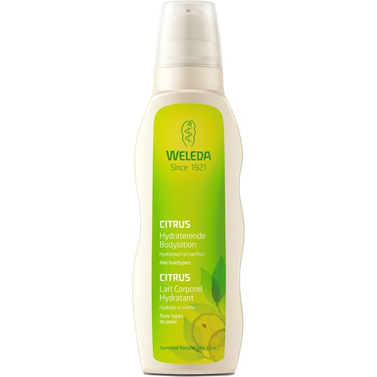 Image of Citrus Hydraterende Bodylotion (200 Ml)