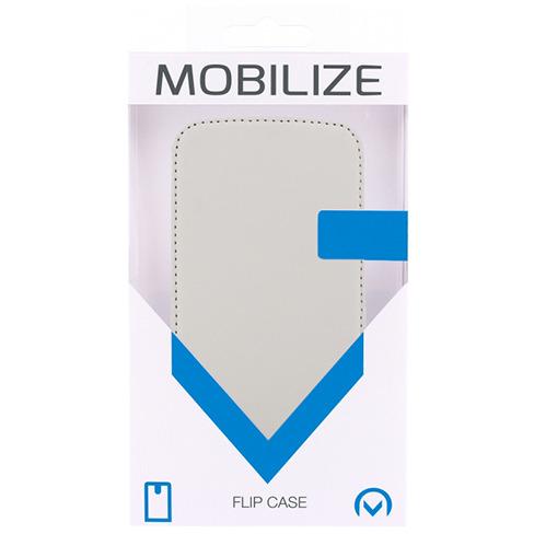 Mobilize Ultra Slim Flip Case Apple iPhone 6 Wit