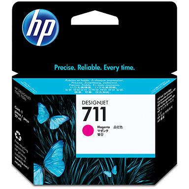 HP 711 Ink Cartridge Magenta