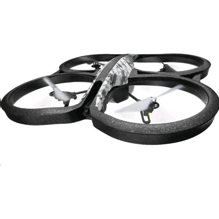 Parrot AR 2.0 Elite Edition - Drone - Sneeuw