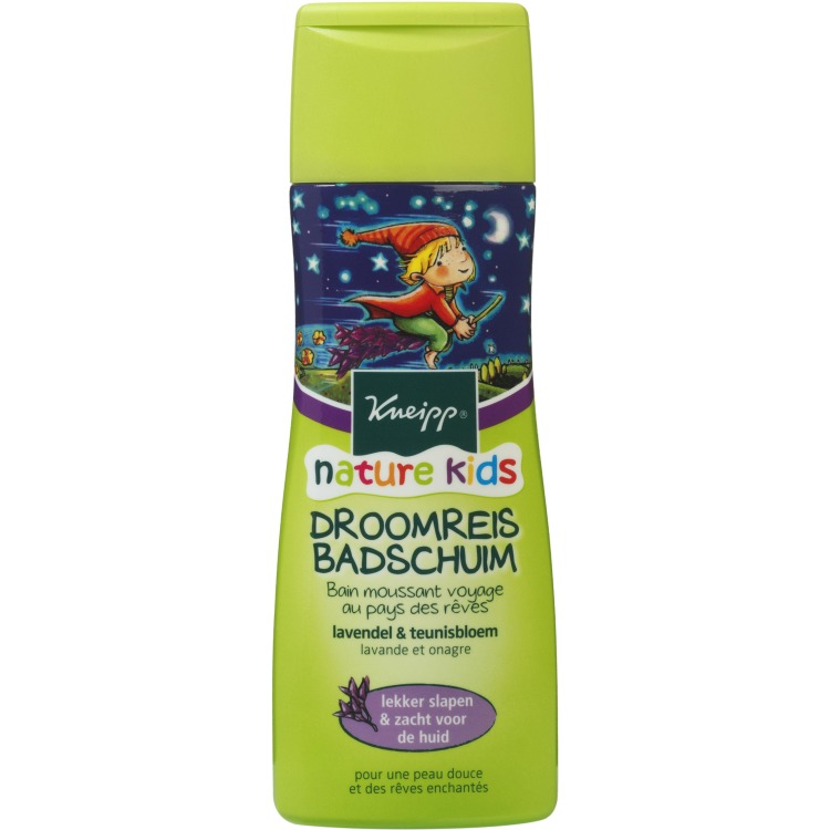 Image of Nature Kids Droomreis Badschuim, 250 Ml