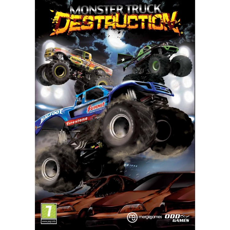 Monster Truck: Destruction