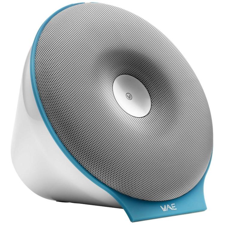 Hercules WAE BTP02 - Bluetooth-speaker - Wit/Blauw