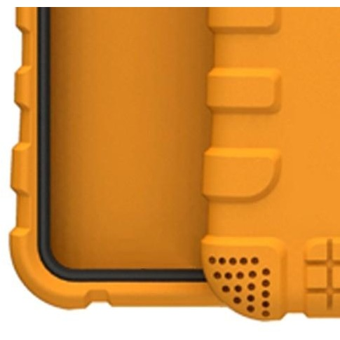 Image of Bear Grylls, Action Case For IPad Retina Display (Burnt Orange)