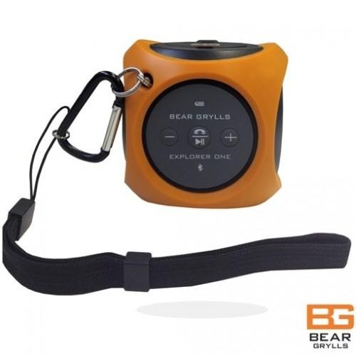 Image of Bear Grylls, Explorer I - Bluetooth Speaker For Outdoor Adventures