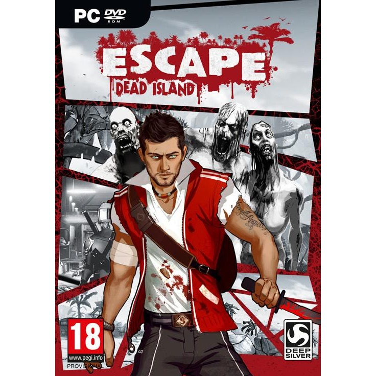 Image of Escape Dead Island (DVD-Rom)