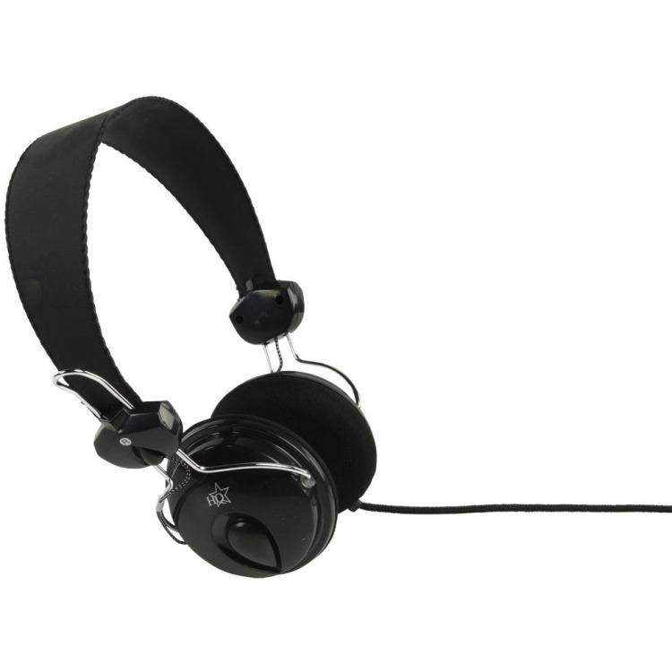 HQ, Compacte Hifi DJ Hoofdtelefoon