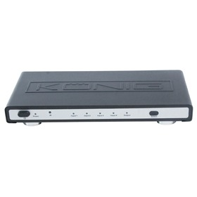 Konig 4 Poorts HDMI Switch