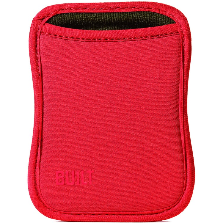 Built NY Scoop Camera Case Fiery Orange