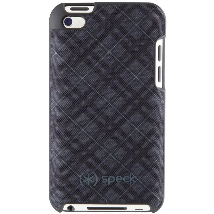 Speck iPod Touch 4 Fitted - Hoesje - Darkest Tartanplaid