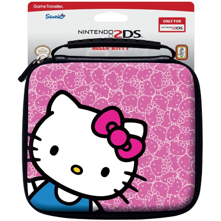 Eva Pouch Hello Kitty